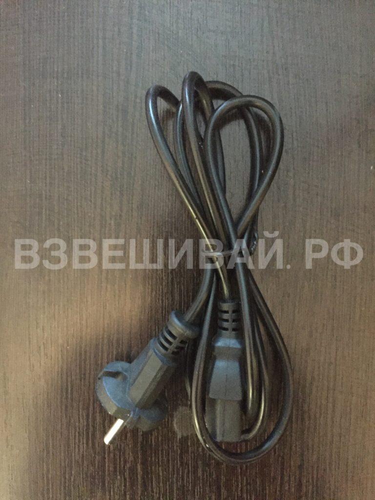кабель питания от электросети 220 в