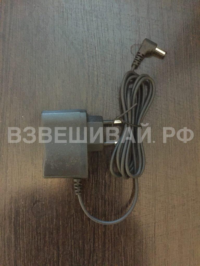 зарядное устройство крановых весов до 500 кг 4v/4ah