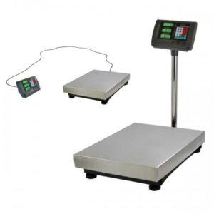 весы товарные платформенные ВПН-300 40х50 300 кг съемная стойка