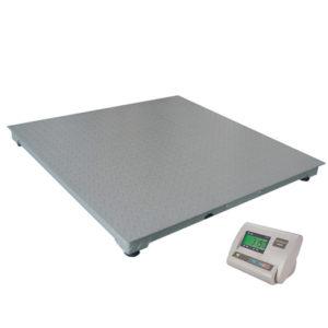 весы платформенные Гарант ВПН-3000М до 3 тонн 1500х1500