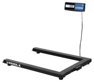 Весы паллетные Масса-К 4D-U-1-2000