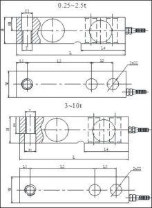 SQB 0,1t -2,5t (с узлом встройки)