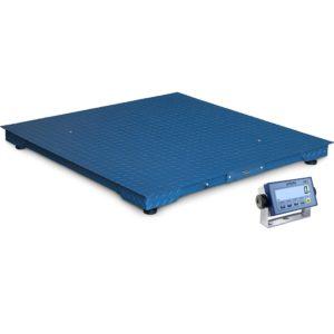 Фото платформенных складских весов