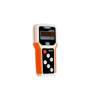 Фото ПДУ для крановых весов с вынесенным на него светодиодным экраном индикации